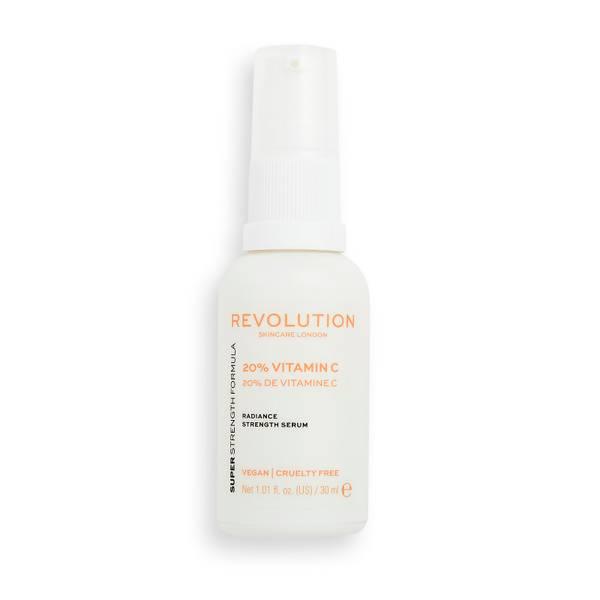Revolution Skincare 20% Vitamin C Serum 30ml