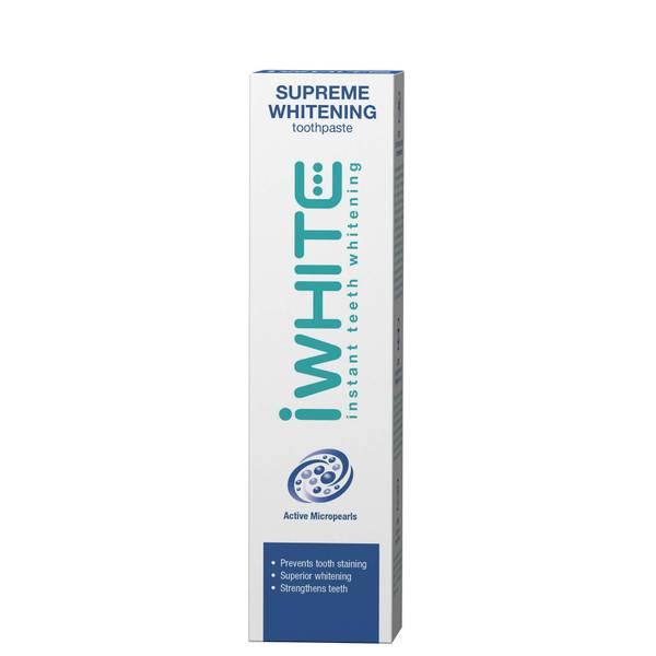 iWhite Supreme Whitening Toothpaste 75ml