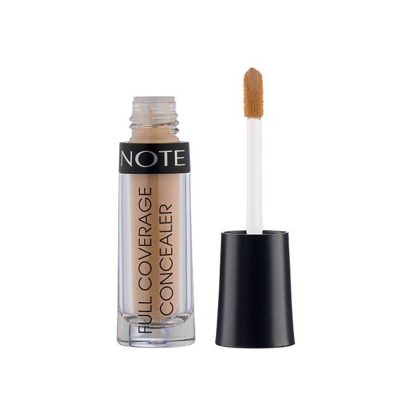 Note Cosmetics Full Coverage Liquid Concealer 2.3ml (Various Shades)