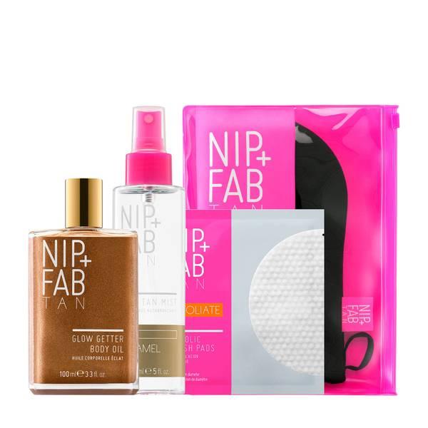 NIP+FAB Bronze + Glow Fix Regime