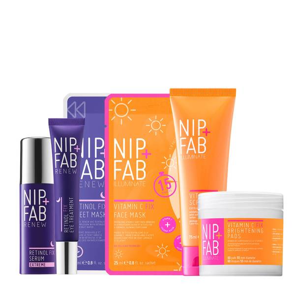 NIP+FAB Renew + Brighten Fix Regime