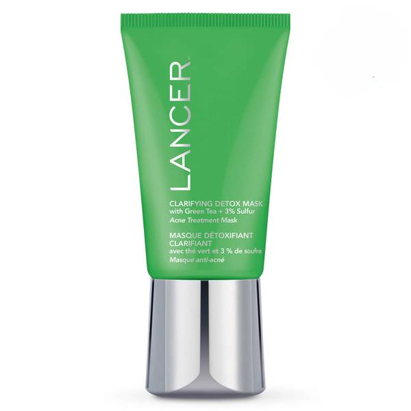 Lancer Skincare 净彻洁肤面膜 50ml