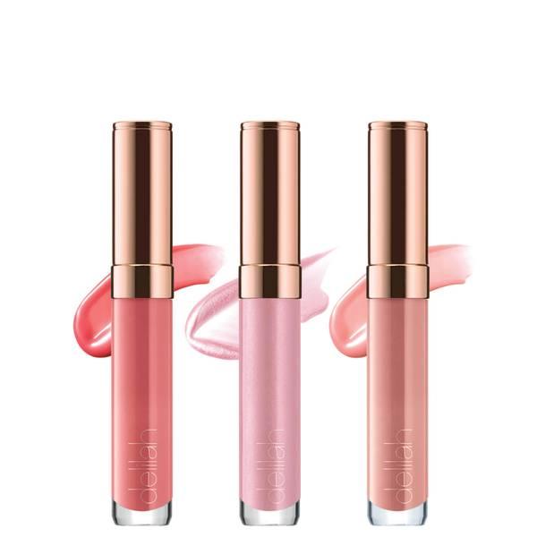 delilah Colour Gloss Lipgloss Trio