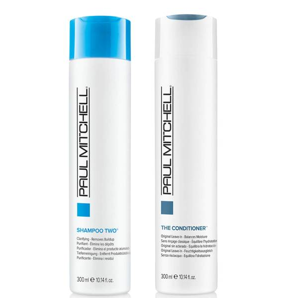 Paul Mitchell Clarifying Shampoo and Conditioner (2 x 300ml)