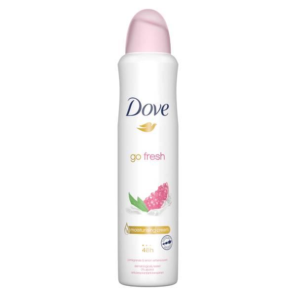 Dove Antiperspirant Pomegranate and Lemon 250ml