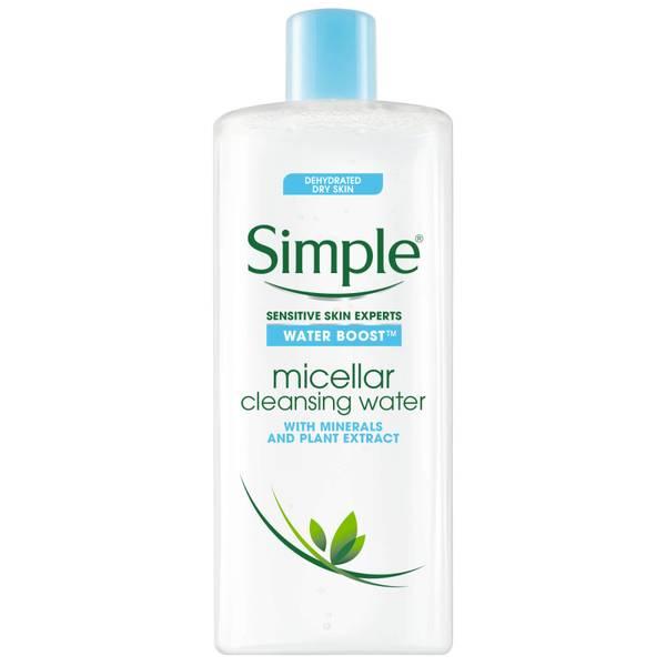 Simple Waterboost Hydrating Micellar Water 400ml
