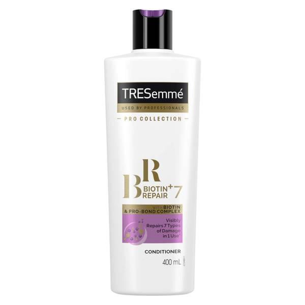 TRESemmé Pro Collection Biotin and Repair Conditioner 400ml