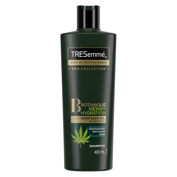 TRESemmé Pro Collection Botanique Hemp Hydration Shampoo 400ml
