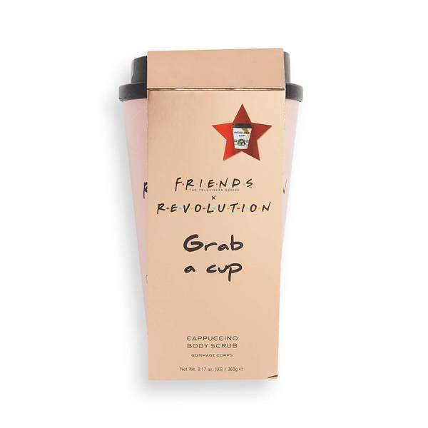 Revolution X Friends Espresso Body Scrub