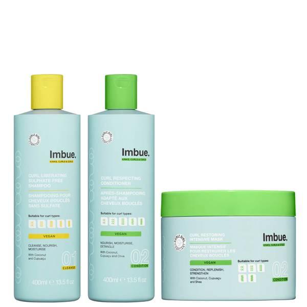 Imbue Wash Day Bundle