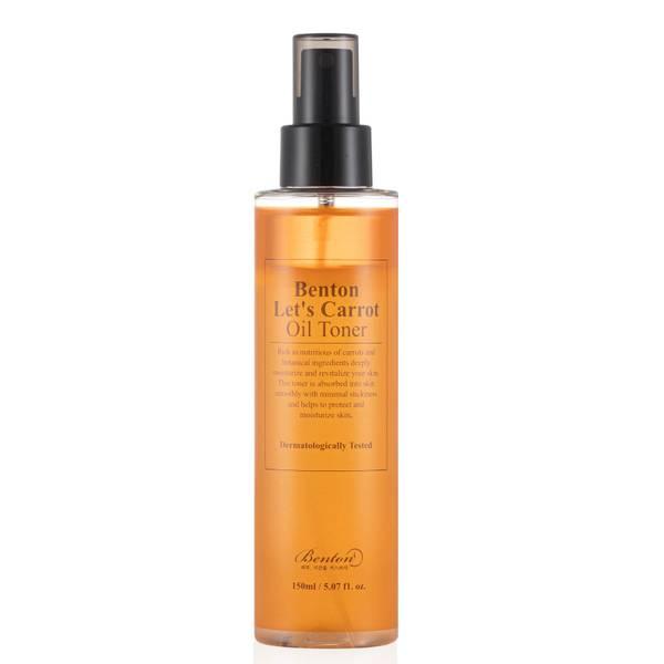 Benton Let's Carrot Oil Toner 150ml