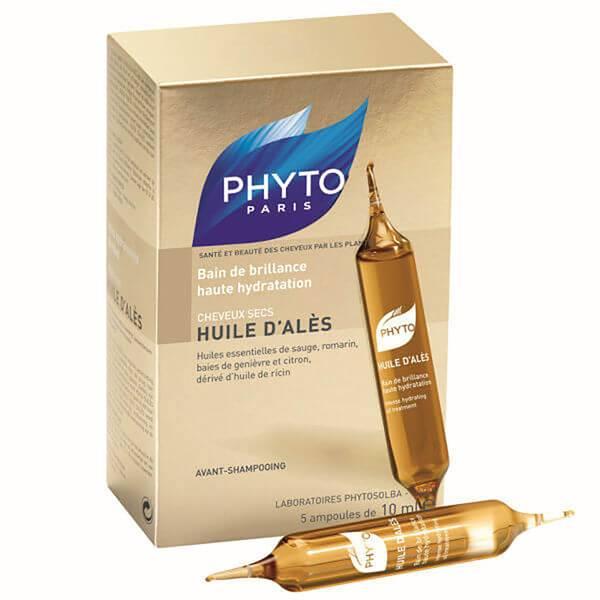 Phyto 发朵丽丝护发精油 5 x 10ml