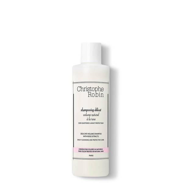 Christophe Robin 玫瑰丰盈护色洗发乳 250ml/瓶