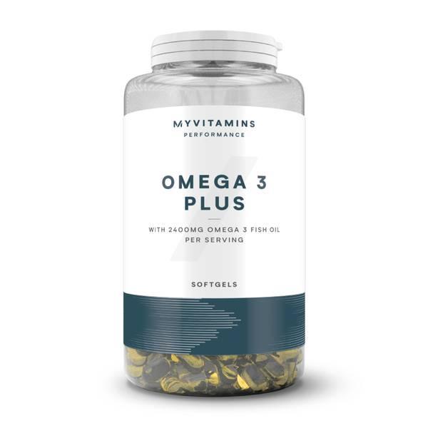 超级欧米伽 3 鱼油胶囊