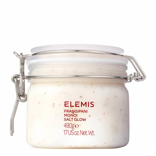 Elemis艾丽美大溪地鸡蛋花身体磨砂盐480g