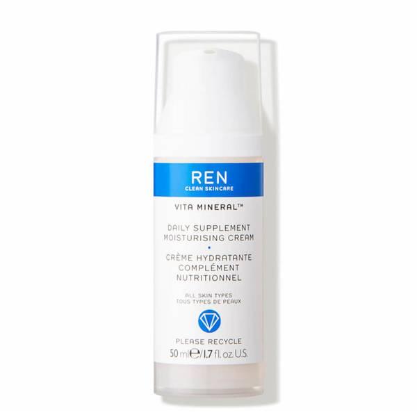 REN Vita Mineral™ 每日滋养补水面霜