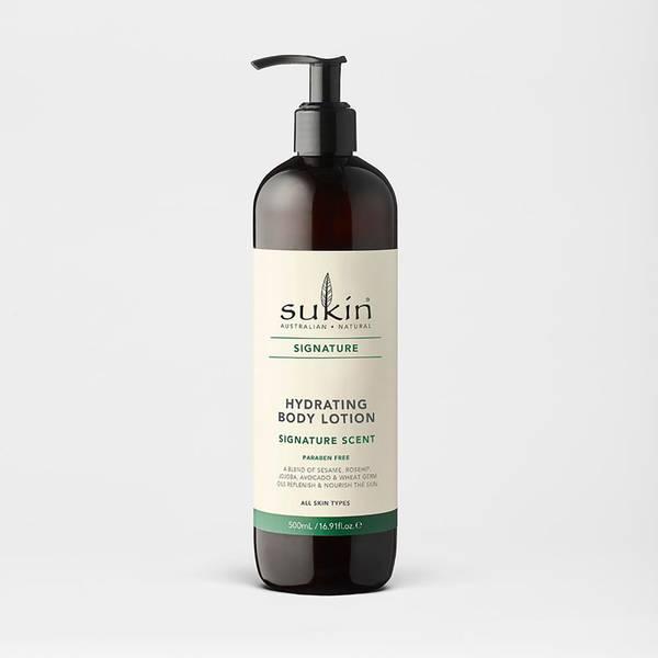 Sukin 保湿润肤乳 (500ml)
