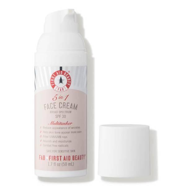 First Aid Beauty 5合1急救修复防晒面霜(50ml)