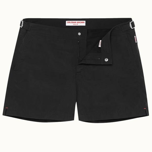 Setter 系列短款游泳短裤- 黑色