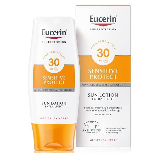 Eucerin® Sun Protection SPF 30 Sun Lotion Extra Light Sensitive Skin (150ml)