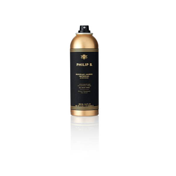 Philip B Russian Amber Imperial Volumizing Mousse (200ml)