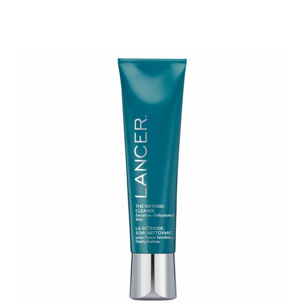 Lancer 敏感肌洗面奶 120g