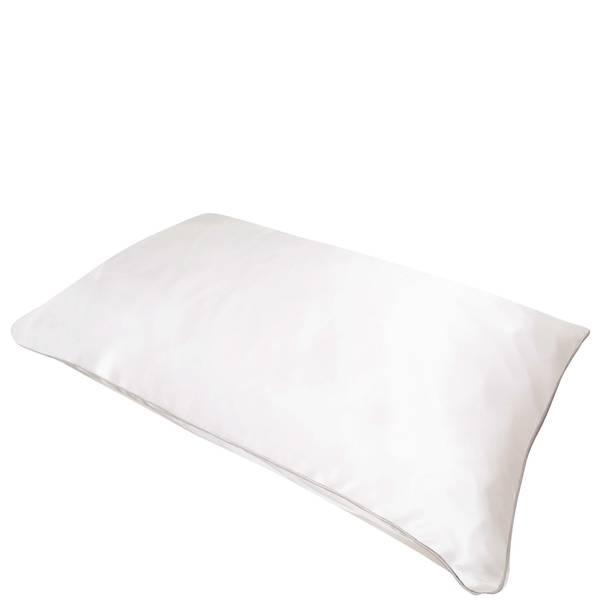 Holistic Silk抗衰老活力恢复丝绸枕套- 白色