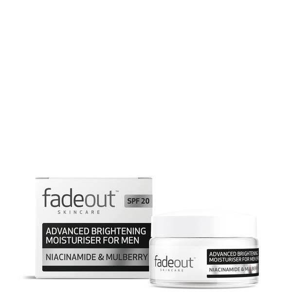 Fade Out 男士强效系列均衡肤质保湿霜 SPF 25