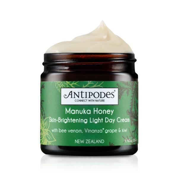 Antipodes Manuka Honey Skin-Brightening Light Day Cream 60ml