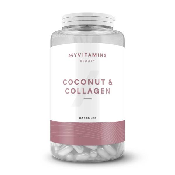 Myvitamins 胶原蛋白椰子胶囊