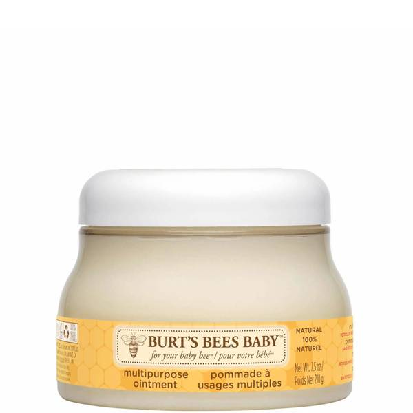 美国小蜜蜂婴儿天然万用安心霜 210g