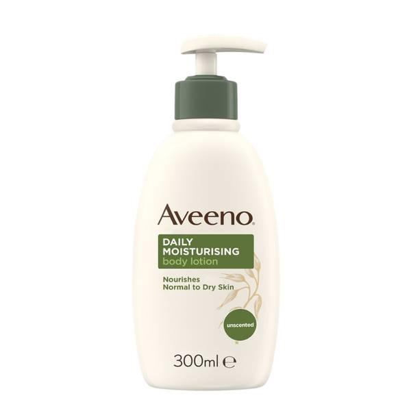 Aveeno 日用保湿乳液