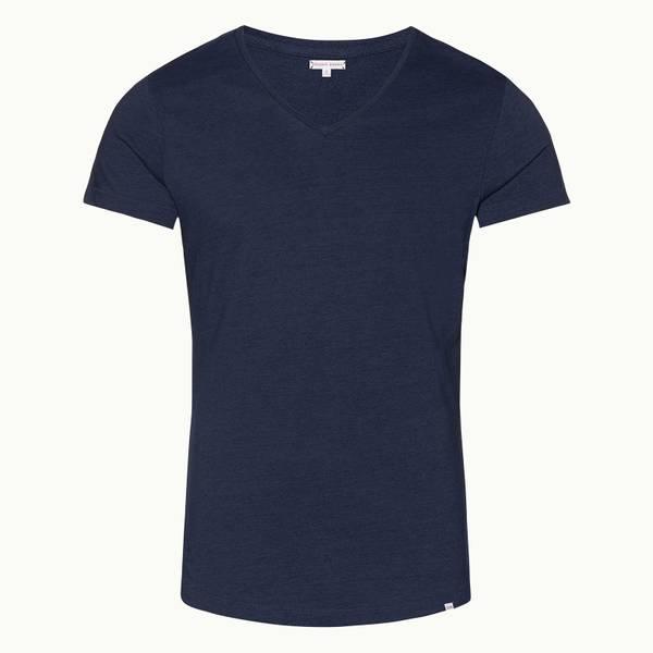 Ob-V 系列丹宁定制款 V 领 T 恤