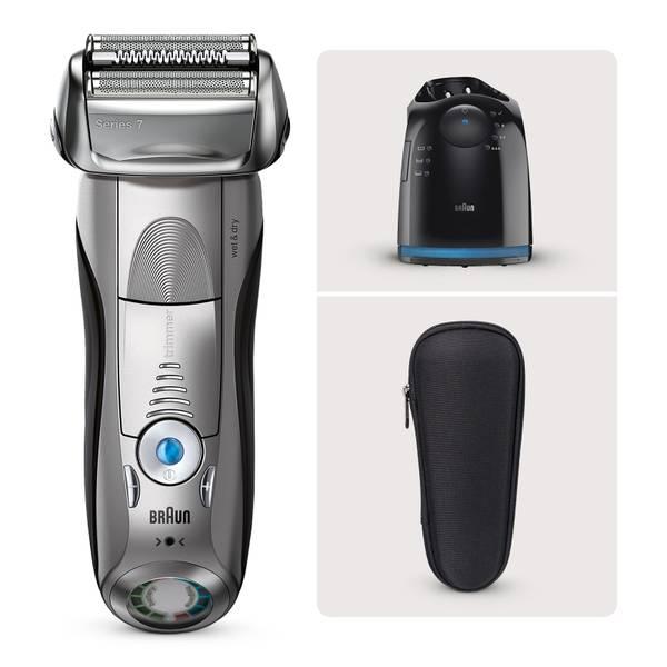 Braun Series 7 系列 7898Cc 干湿两用电动剃须刀