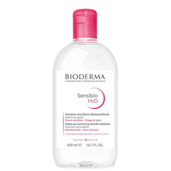 Bioderma Sensibio Cleansing Micellar Water Sensitive Skin 500ml