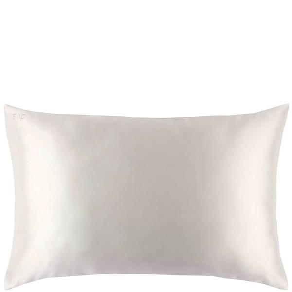 Slip 丝质枕头套 - 皇后系列 | 白色
