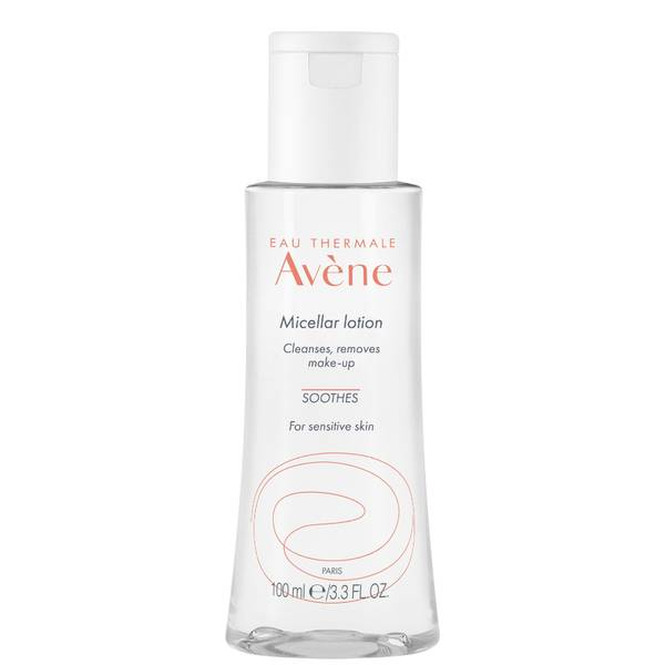 Avène Micellar Lotion Cleanser and Makeup Remover for Sensitive Skin 100ml