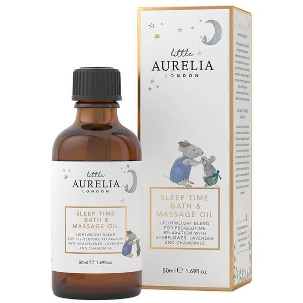 Aurelia 益生菌旗下 Little Aurelia 睡眠时间沐浴按摩油 50ml