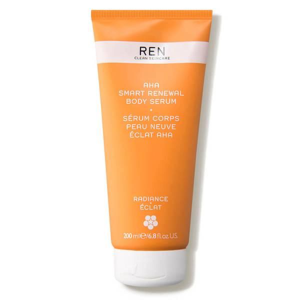 REN Clean Skincare AHA 果酸换肤身体精华乳 200ml
