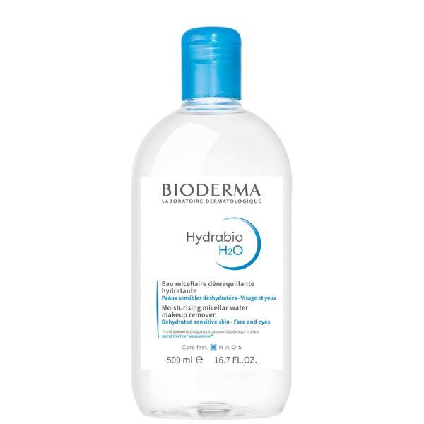 Bioderma Hydrabio Cleansing Micellar Water Dehydrated Skin 500ml