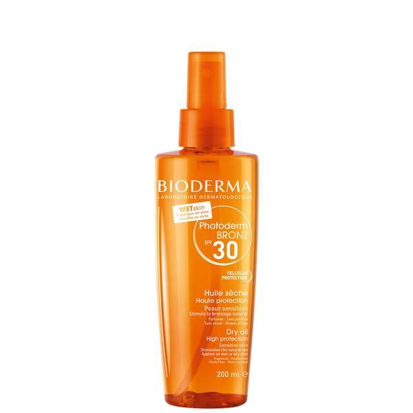 Bioderma Photoderm Tan-Enhancing Dry Oil SPF30+ 200ml