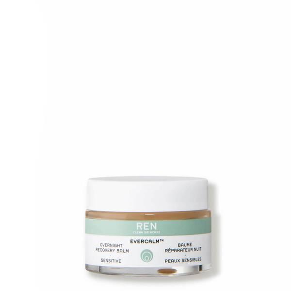 REN Clean Skincare Evercalm 睡眠修护面霜