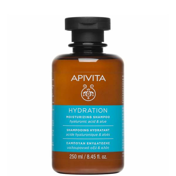 APIVITA 全面护发系列保湿洗发水 250ml | 透明质酸和芦荟