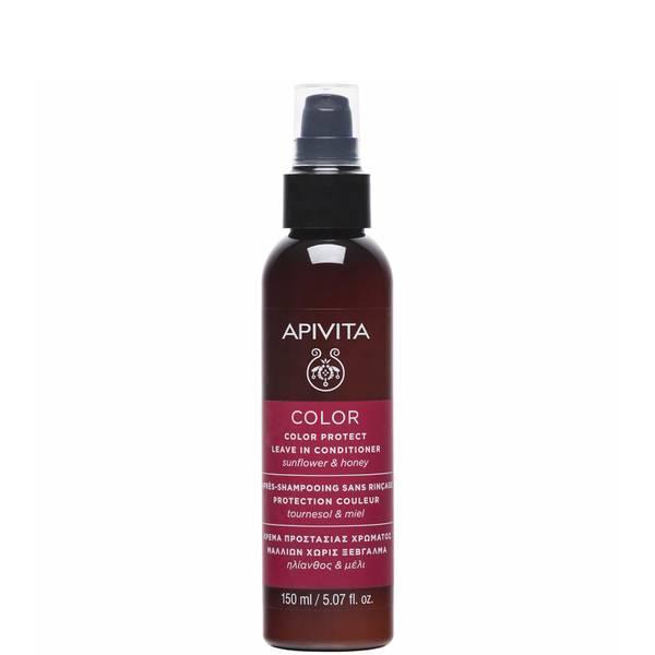 APIVITA 全面护发系列护色免洗护发素 150ml | 向日葵和蜂蜜