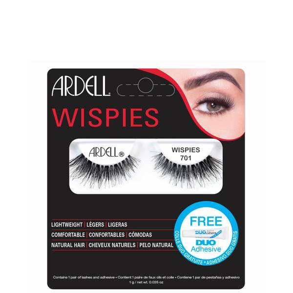 Ardell 假睫毛 | Wispies 701
