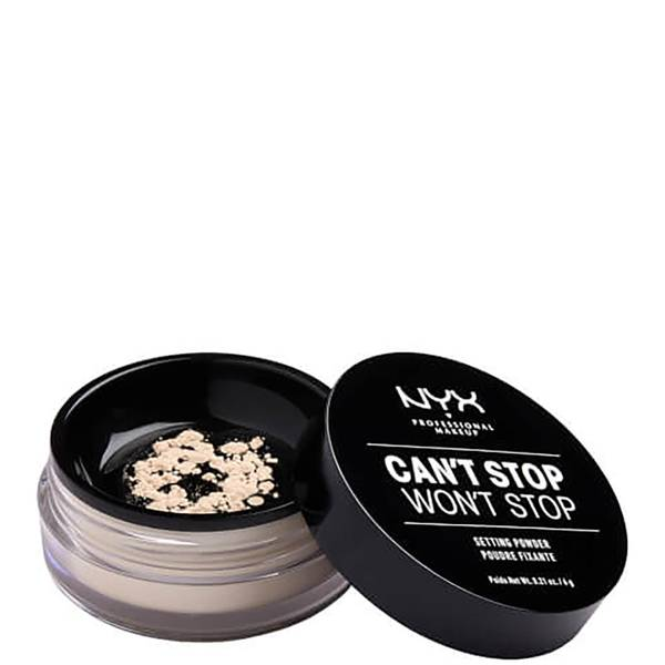 NYX 超持久定妆粉   多色可选