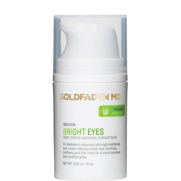 Goldfaden MD 眼部亮泽去黑眼圈精华 15ml