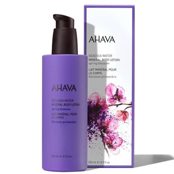 AHAVA 矿物质身体乳 250ml   春日花朵