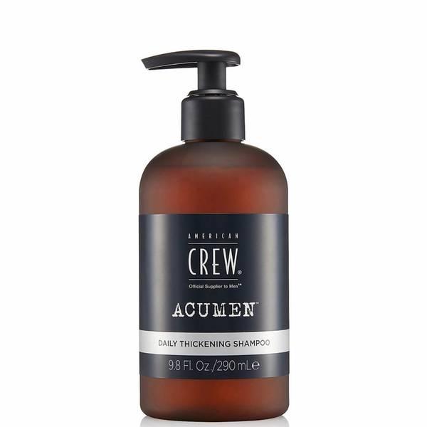 American Crew 每日生发洗发水 290ml