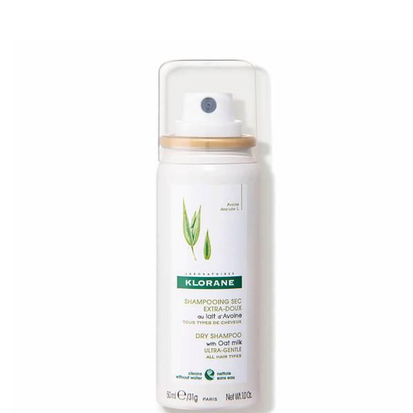 KLORANE 燕麦牛奶温和干洗发水,适合所有发质 50ml